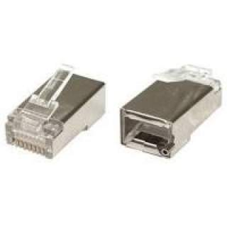 Conector RJ45 Ubiquiti TC-CON-10 TOUGH FTP Blindado 24awg 10 unidades